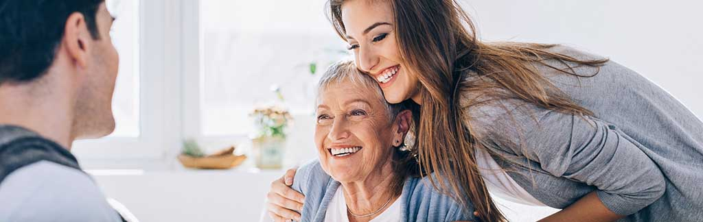 Looking after loved ones during retirement